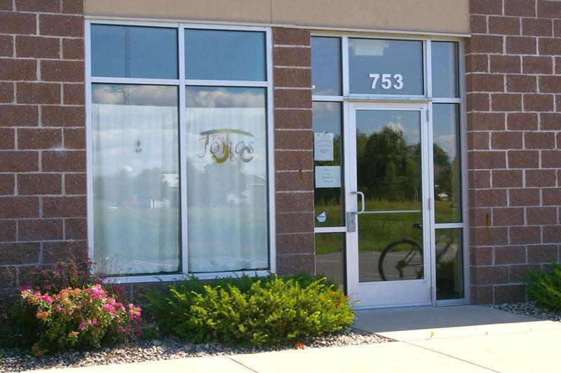 The Jonas Center Office in Belle Plaine Minnesota